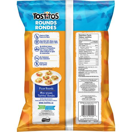 Tostitos Bite Size Rounds Tortilla Chips - image 4 of 5