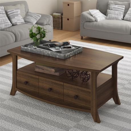 Dorel Home Austin Coffee Table