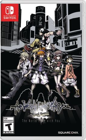 The World Ends with You: Final Remix (Nintendo Switch) - image 1 de 1