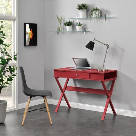 bureau de campagne paxton blanc walmart canada. Black Bedroom Furniture Sets. Home Design Ideas