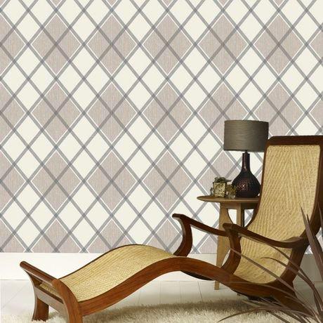 graham brown papier peint argyle. Black Bedroom Furniture Sets. Home Design Ideas