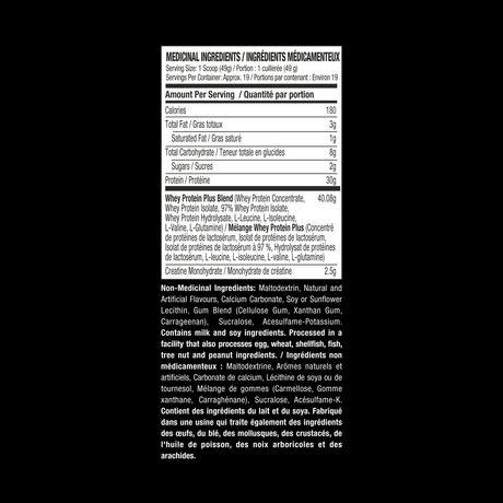 Six Star Elite Series Whey Protein plus Vanilla Cream Powder - image 4 of 4