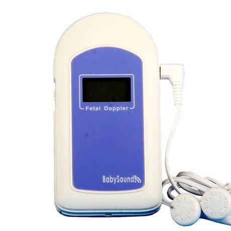 Baby Doppler Baby Sound B Heartbeat Monitor Walmart Canada