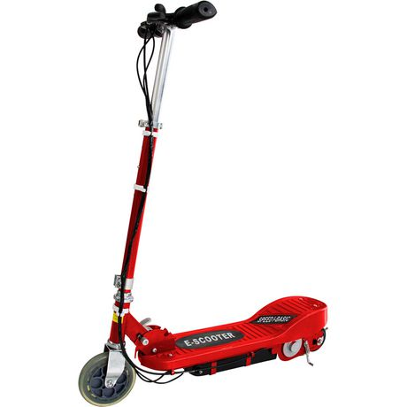 Red Daymak Electric Kick Scooter