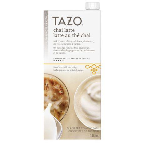 Tazo Chai Latte Concentrate Black Tea 946 mL - image 1 of 4