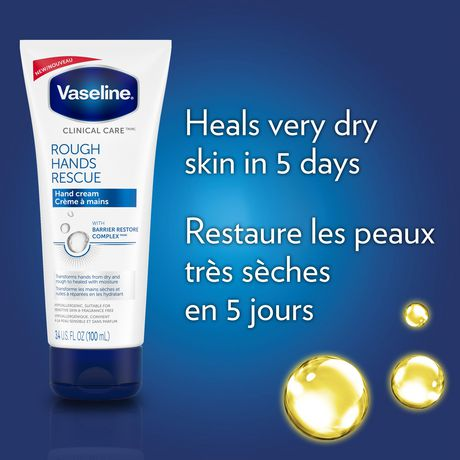 Vaseline Clinical Care Rough Hands Rescue Cream - image 4 of 8