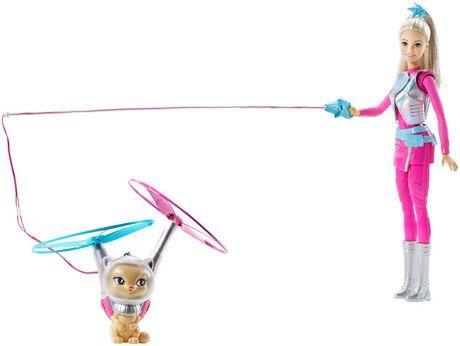 Poupée Barbie des étoiles et Chat volant Star Light Adventure de Barbie - image 1 de 9