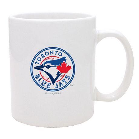 Toronto Blue Jays 11oz White Ceramic Mug Set | Walmart Canada