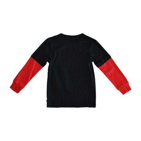 Boy's Mini Pop Kids Born To Make Music Long Sleeve T-Shirt - image 6 of 7
