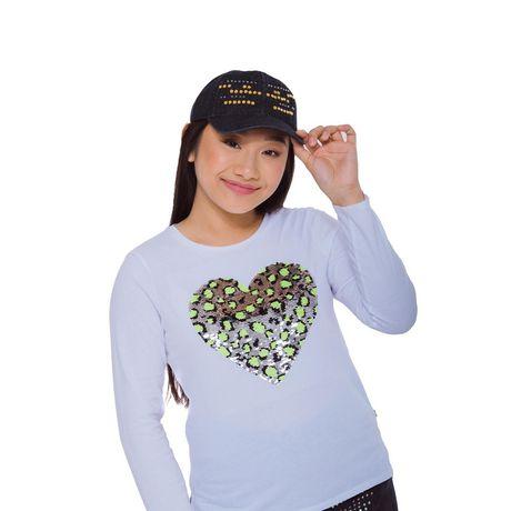 Girls Mini Pop Kids Animal Lover Long Sleeve T-Shirt - image 5 of 8