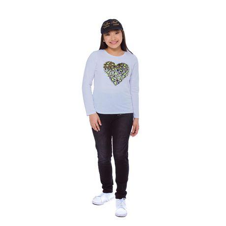 Girls Mini Pop Kids Animal Lover Long Sleeve T-Shirt - image 1 of 8