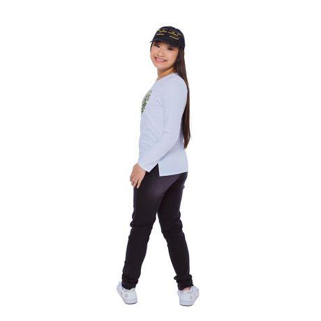 Girls Mini Pop Kids Animal Lover Long Sleeve T-Shirt - image 3 of 8