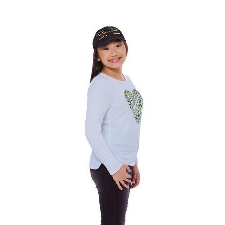 Girls Mini Pop Kids Animal Lover Long Sleeve T-Shirt - image 2 of 8