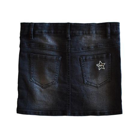 Girls Mini Pop Kids Street Shine Denim Skirt - image 6 of 7
