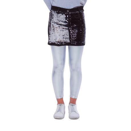 Girls Mini Pop Kids Street Shine Denim Skirt - image 4 of 7