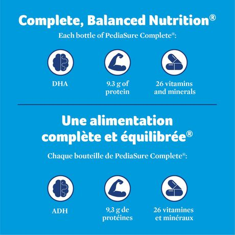 PediaSure Complete, nutritional supplement, 4 x 235 mL, Chocolate - image 7 of 8