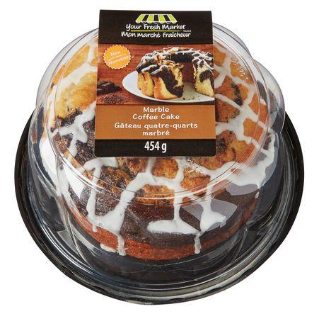 Your Fresh Market Marble Coffee Cake Walmart Canada