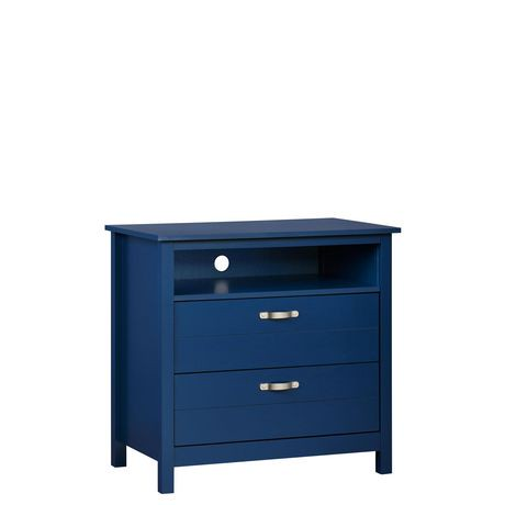 commode m dia river layne deux tiroirs walmart canada. Black Bedroom Furniture Sets. Home Design Ideas