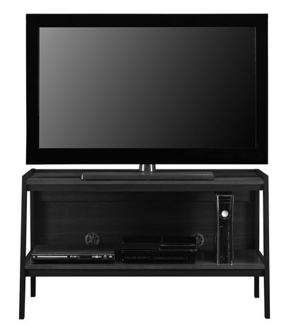"""Lawrence Ladder TV Stand for TVs up to 45"""", Black - image 5 of 7"""