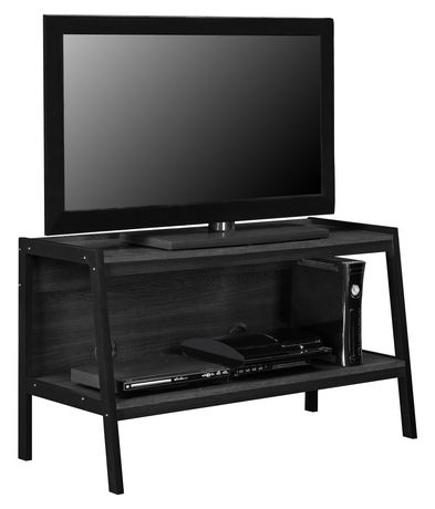 """Lawrence Ladder TV Stand for TVs up to 45"""", Black - image 2 of 7"""