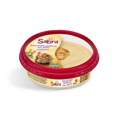 Sabra Roasted Garlic Hummus - image 2 of 3