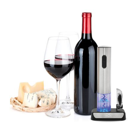 Kalorik Electric Wine Bottle Opener, Stainless Steel - image 2 of 8