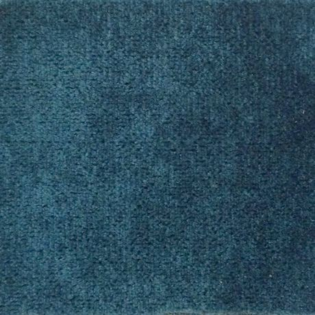 Corliving Antonio Blue Velvet 16 Quot Square Bench Walmart