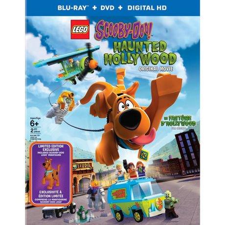 LEGO: Scooby-Doo! Haunted Hollywood - Original Movie (Blu-ray + ...