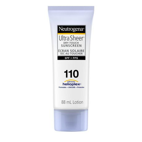 Neutrogena Sunscreen Lotion SPF 110, Ultra Sheer Dry Touch - image 1 of 7