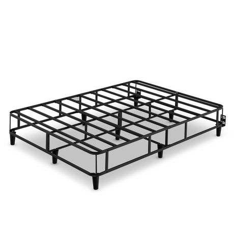 Spa Sensations by Zinus 9 Inch Smart Box Spring With 5 Inch Support Legs & Brackets/Mattress Foundation/With 9 Support Legs/Strong Steel Structure/Easy assembly required - image 9 of 9