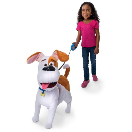 The Secret Life Of Pets - Best Friend MAX Plush Toy - image 3 of 4