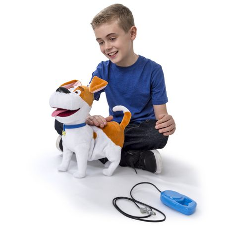 The Secret Life Of Pets - Best Friend MAX Plush Toy - image 4 of 4
