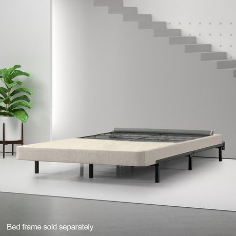 Spa Sensations by Zinus 5 Inch Low Profile Smart Box Spring, Mattress Foundation, Strong Steel Structure, Easy Assembly Required - image 3 of 7