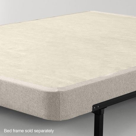Spa Sensations by Zinus 5 Inch Low Profile Smart Box Spring, Mattress Foundation, Strong Steel Structure, Easy Assembly Required - image 4 of 7