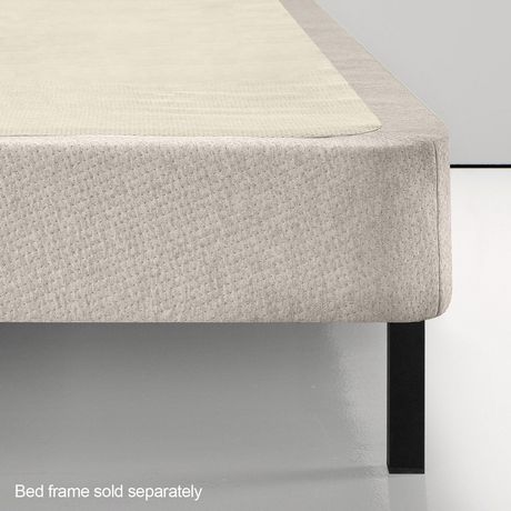Spa Sensations by Zinus 5 Inch Low Profile Smart Box Spring, Mattress Foundation, Strong Steel Structure, Easy Assembly Required - image 5 of 7