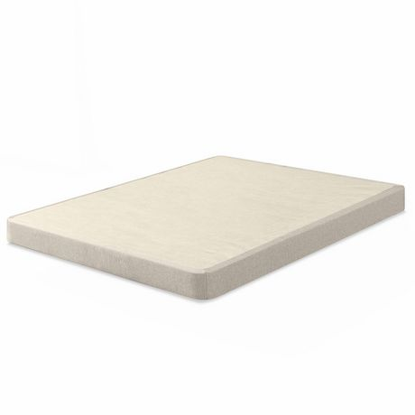 Spa Sensations by Zinus 5 Inch Low Profile Smart Box Spring, Mattress Foundation, Strong Steel Structure, Easy Assembly Required - image 6 of 7
