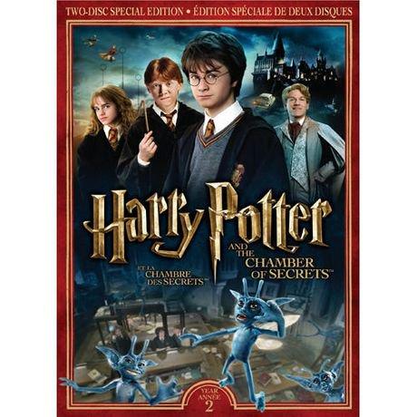 Harry potter et la chambre des secrets dition sp ciale - Harry potter et la chambre des secrets en streaming gratuit ...