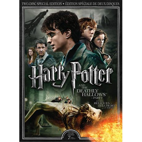 Harry Potter And The Deathly Hallows Part II Two Disc Special Edition Bilingual