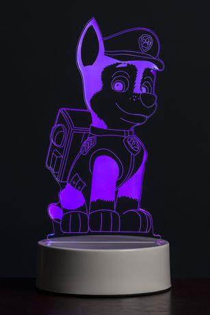 Paw Patrol LED Night Light - Chase - image 4 of 4