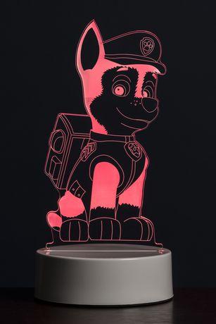 Paw Patrol LED Night Light - Chase - image 3 of 4