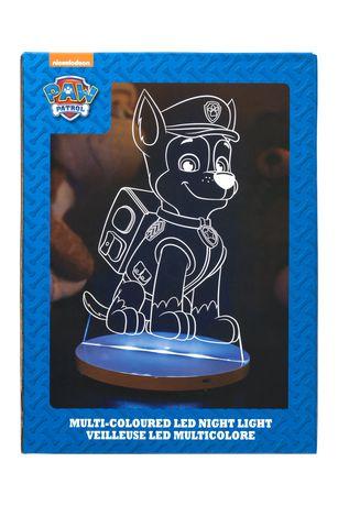 Paw Patrol LED Night Light - Chase - image 1 of 4