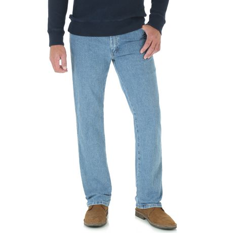 Wrangler Comfort Solution Series Men's Jeans - G85SWQL - image 1 of 3