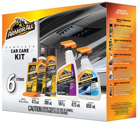 Armor All® Complete Car Care Gift Pack - image 1 of 5