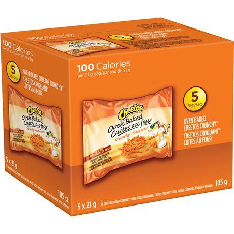 Cheetos Croquant Cuites au four Grignotines de fromage - image 1 de 2