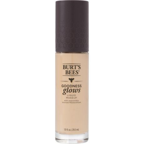 Burt's Bees Goodness Glows Liquid Foundation, 29.5ml - image 2 of 9