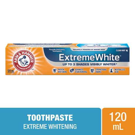 Arm & Hammer™ Extreme White™ Toothpaste, 120mL - image 1 of 2