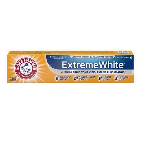 Arm & Hammer™ Extreme White™ Toothpaste, 120mL - image 2 of 2