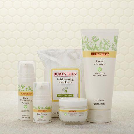 Burt's Bees Sensitive Daily Moisturizing Cream, 50g - image 5 of 9