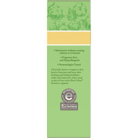 Burt's Bees Sensitive Daily Moisturizing Cream, 50g - image 8 of 9