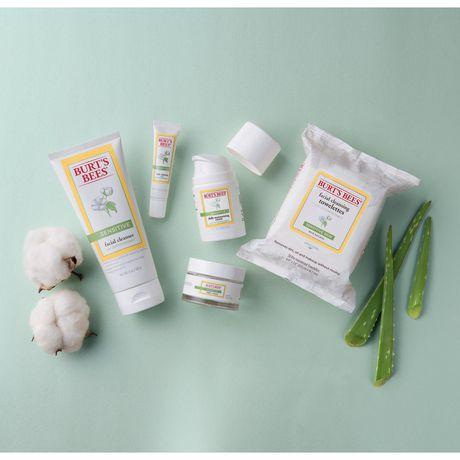 Burt's Bees Sensitive Daily Moisturizing Cream, 50g - image 6 of 9